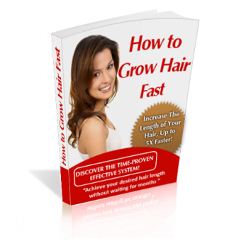 How to Make Hair Grow Faster Ebook